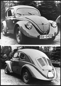 Prototipul original VW