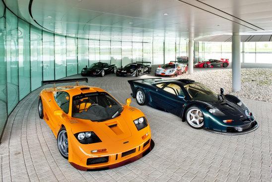 McLaren F1 ramane printul neincoronat: cel mai rapid supercar cu motor aspirat
