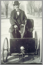Henry Ford si Quadricycle