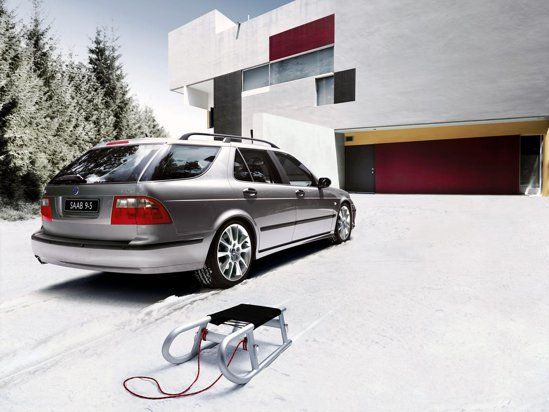 Saab 9-5 Station Wagon