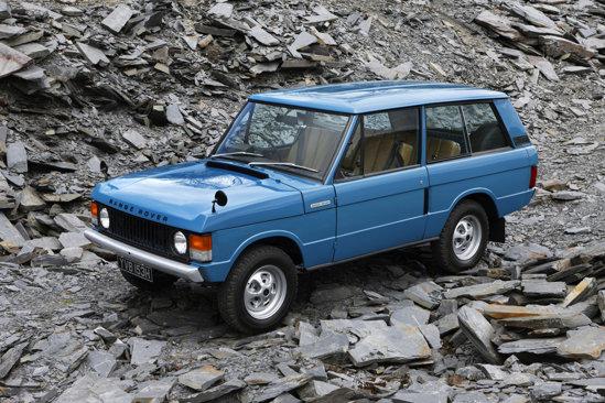 Range Rover Classic 1970