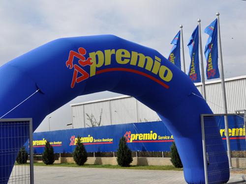 Premio Barami, primul centru Premio din Pipera