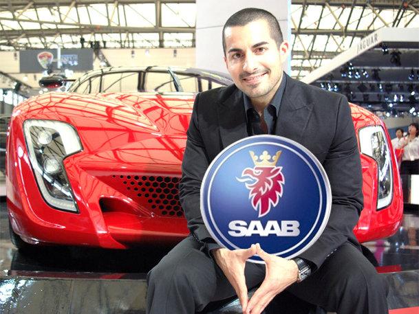 Jason Castriota la Saab