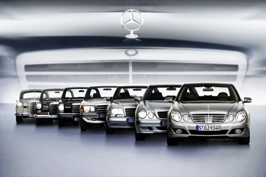Celebra identiate Mercedes-Benz