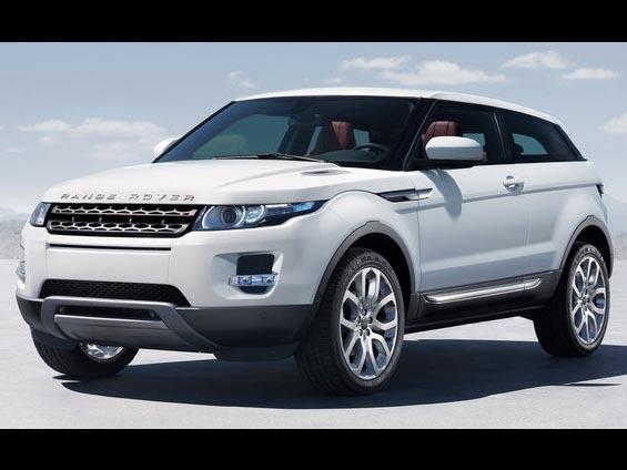 Range Rover Evoque - iata materializarea conceptului Land Rover LRX!
