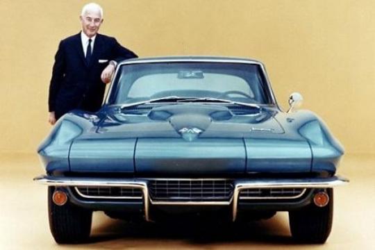 Corvette si maestrul sau