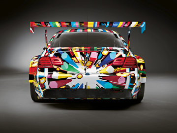 BMW Art Car: Cel mai rapid Art Car