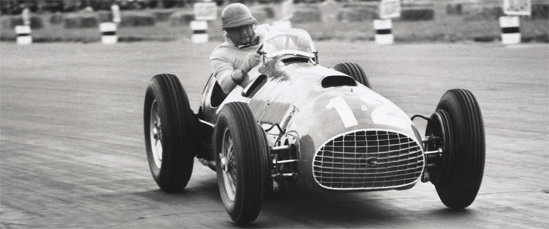 Gonzalez in prima victorie Ferrari
