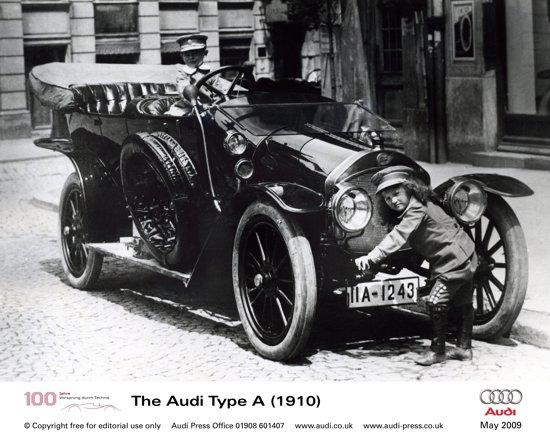2009 - Centenarul Audi