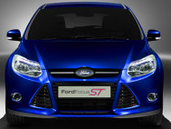 Noul Ford Focus ST expus la Paris - speculatii