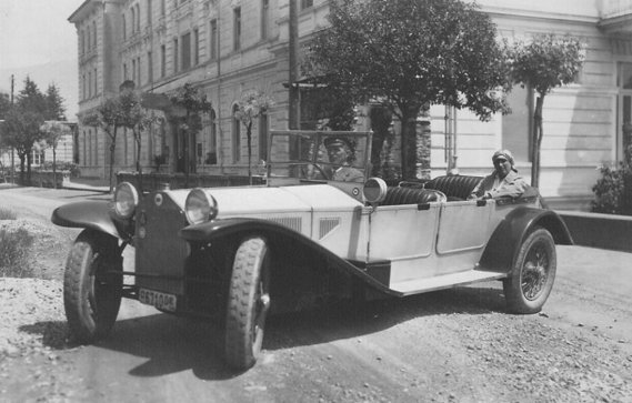 Lancia Lambda - prima Lancia de succes