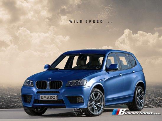 Fanii de pe BimmerBoost ne propun un posibil BMW X3 M