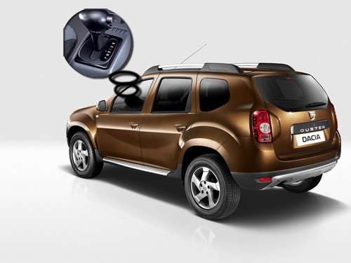 cutie automat pentru dacia duster. Black Bedroom Furniture Sets. Home Design Ideas