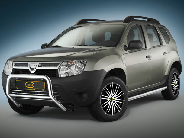 Dacia Duster by Cobra