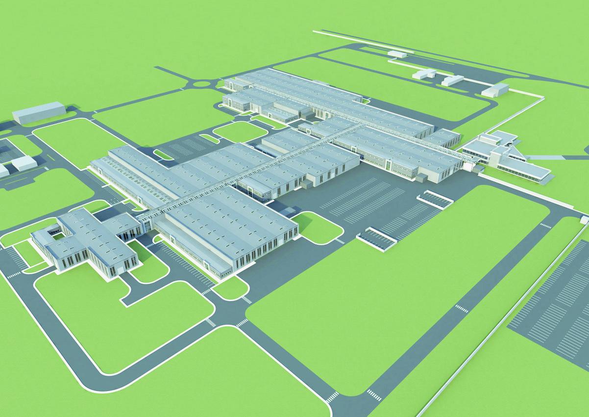 imagini renault technologie roumanie nou centru la titu