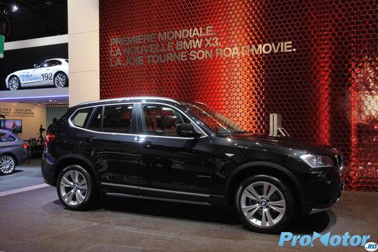 A doua generatie BMW X3 se dovedeste un SUV echilibrat si cu o calitate foarte buna