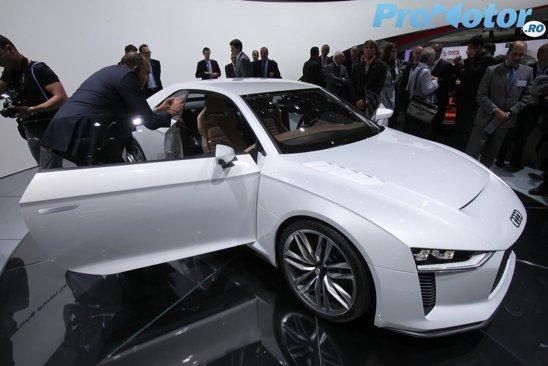 Audi Quattro Concept sintetizeaza 30 de ani de sportivitate quattro Audi