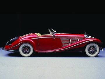 125 de ani de Mercedes-Benz