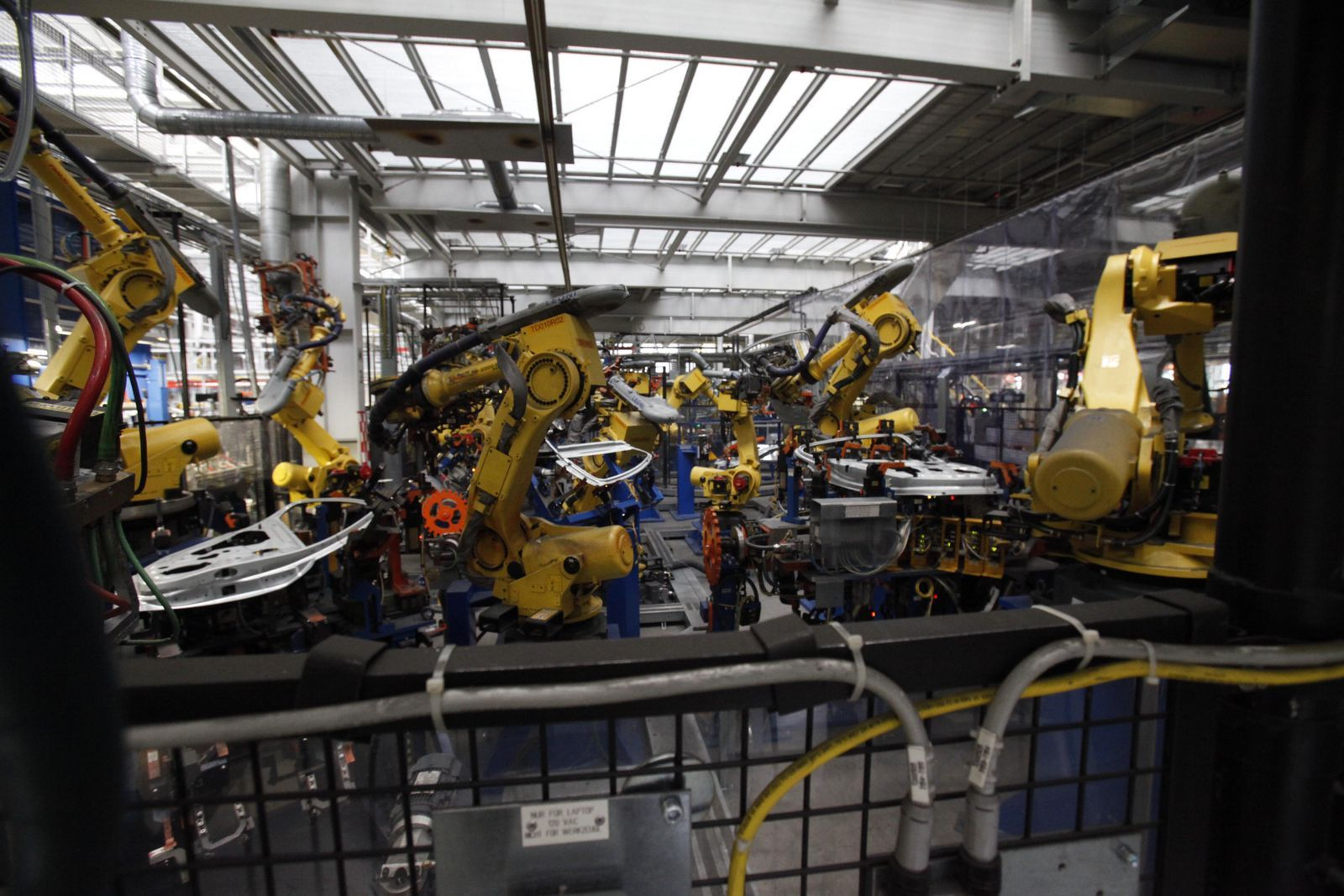 Fabrica Opel Din Russelsheim
