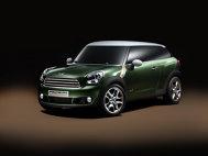Preview Detroit 2011: Mini Paceman Concept