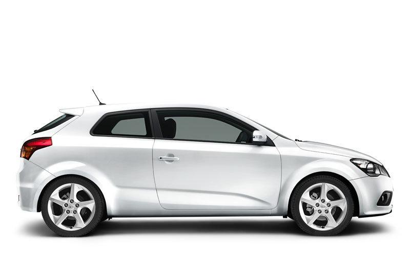 Kia Pro Ceed Facelift. Primel imagini cu Kia Pro Ceed