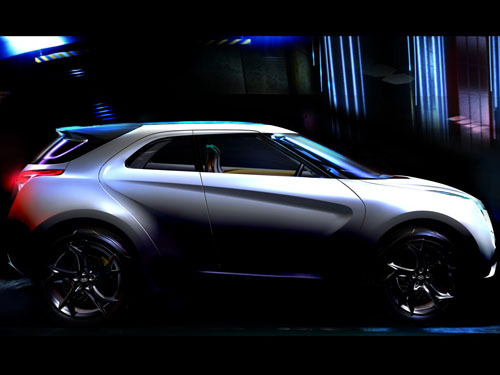 Preview Detroit 2011: Hyundai Curb Concept