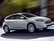 Primul Ford electric: Ford Focus EV