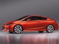 Detroit 2011: Honda Civic Concept