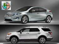 Premiile Detroit 2011: North American Car and Truck of the Year