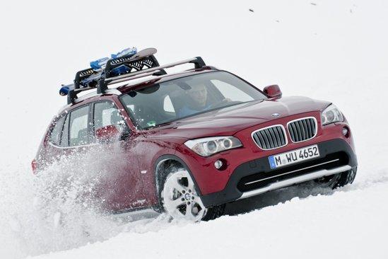 BMW xDrive28i are dreptul la primul motor in patru cilindri cu TwinPower Turbo