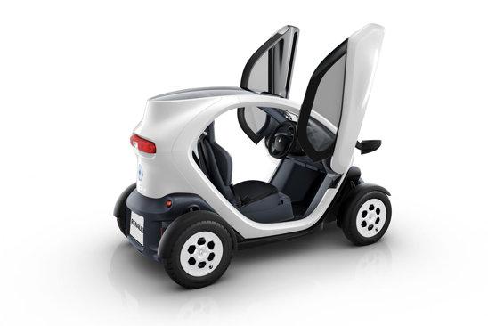 Renault Twizy va beneficia de un pogram de leasing pentru baterii, de 45 euro/luna