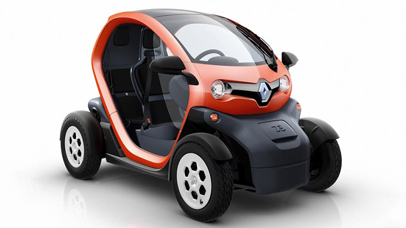 cea mai ieftin ma in electric renault twizy euro. Black Bedroom Furniture Sets. Home Design Ideas