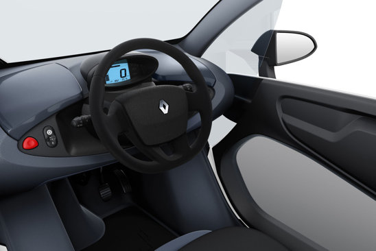 Renault Twizy promite costuri de exploatare cu 15% mai mici decat un scuter obisnuit