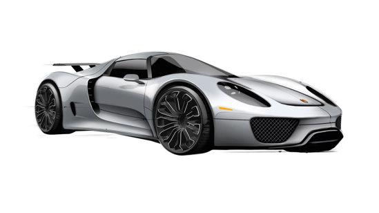 Porsche 918 Spyder - va fi lansat in 2012, pentru un pret de baza de circa 600.000 euro