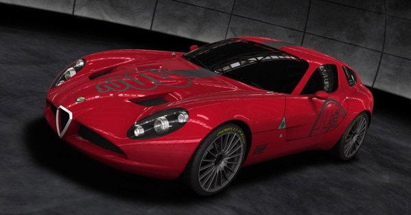 Zagato Alfa Romeo TZ3 Corsa este un unicat, dar TZ3 Stradale va fi produs in editie limitata