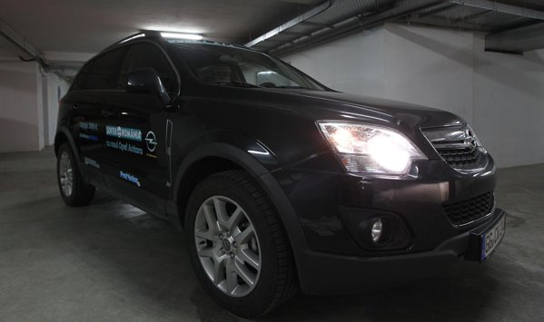 Doua masini Opel Antara vor duce echipele ProMotor si Descopera.ro prin Romania