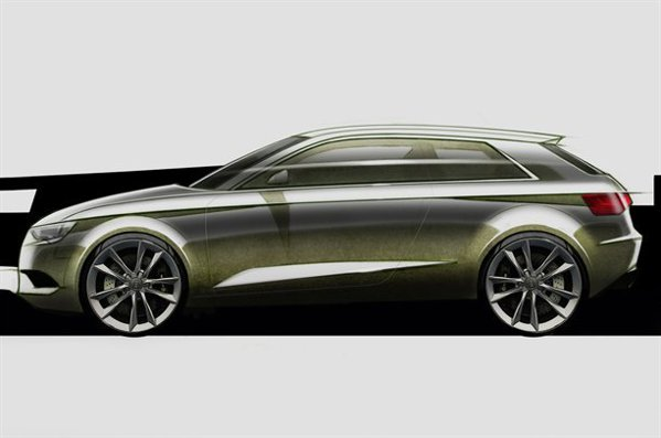 Noua generatie Audi A3 va reprezenta o evolutie in materie de design fata de actualul A3