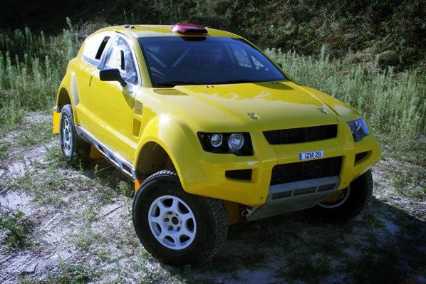 OSCar eO va fi prima masina electrica de curse care va participa la Dakar 2012