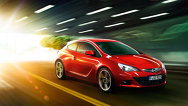 Primele imagini oficiale cu noul Opel Astra GTC