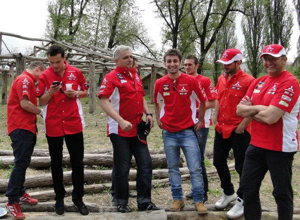 Echipa Dinamo a plantat copaci