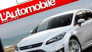 Randări cu noua generaţie Ford Mondeo