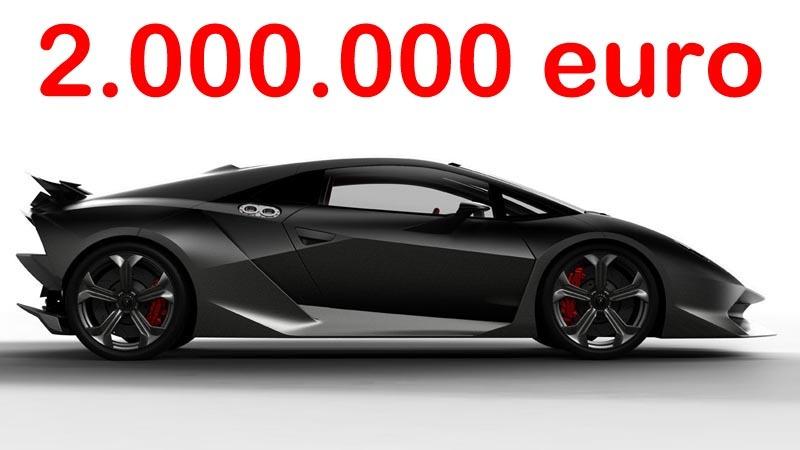 Imagini Exclusivitate Italiană Lamborghini Sesto