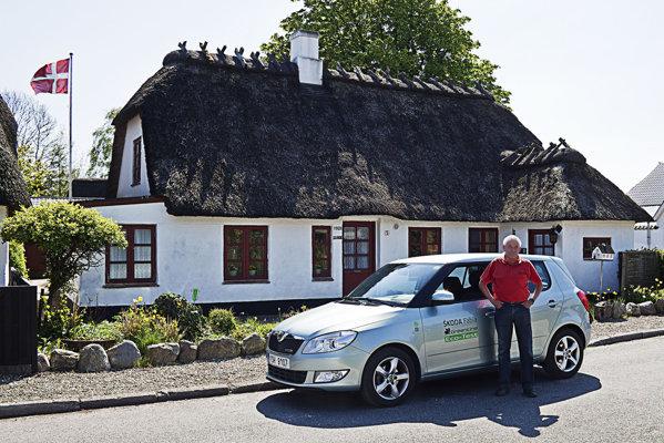 Gerhard Plattner a reusit sa parcurga 2.006 km cu un singur plin de motorina