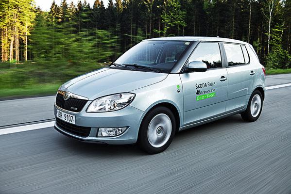 Consumul mediu cu Skoda Fabia 1.2 TDI GreenLine a fost de 2,2 litri/100 km