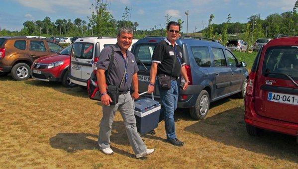 Pregatiti pentru picnicul Dacia