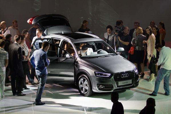 Audi Q3 a fost prezentat publicului din România