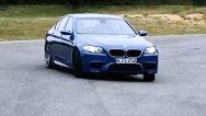 Iată primele poze oficiale cu noul BMW M5
