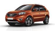Primele imagini reale cu Renault Koleos facelift