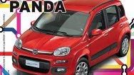 Primele randări cu noua generaţie Fiat Panda