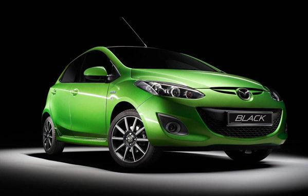 Mazda3 Black va fi construita in doar 618 exemplare